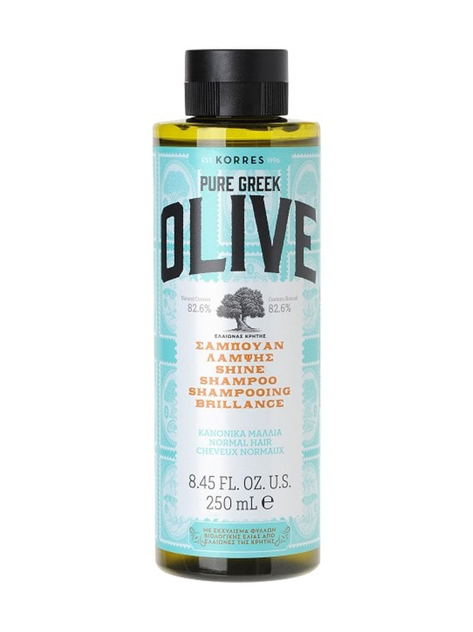 Olive Shine Shampoo 250 ml