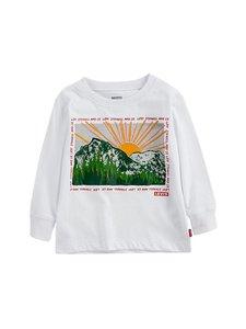 Levi's Kids - LVBLSGraphic Tee -paita - 001 WHITE | Stockmann