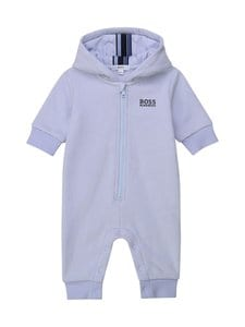 Hugo Boss Kidswear - All in One Zipper -haalari - 771 PALE BLUE | Stockmann