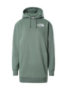 The North Face - W OVERSIZED HOODIE -huppari - V1T1 LAUREL WREATH GREEN | Stockmann