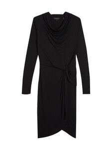 Ted Baker London - Neyda Jersey Drape Mini Dress -mekko - BLACK | Stockmann