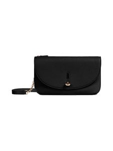 Furla - Net XL Crossbody -nahkalaukku - O60-NERO | Stockmann