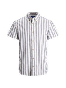 Jack & Jones - JorTom Shirt SS -kauluspaita - ENSIGN BLUE   Stockmann