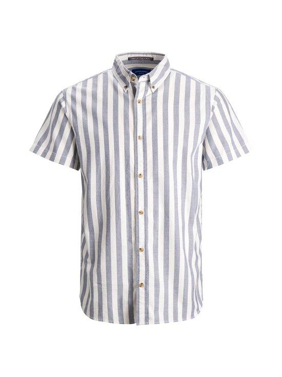 Jack & Jones - JorTom Shirt SS -kauluspaita - ENSIGN BLUE   Stockmann - photo 1