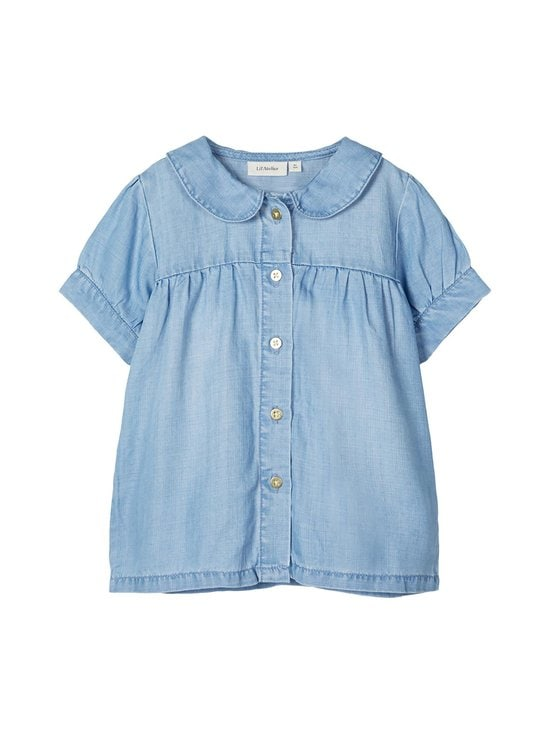 Lil' Atelier - NmfBinie-pusero - LIGHT BLUE DENIM | Stockmann - photo 1