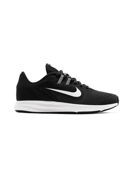 Nike - Nike Downshifter 9 -sneakerit - BLACK/WHITE/ANTHRACITE/COOL GREY | Stockmann - photo 1