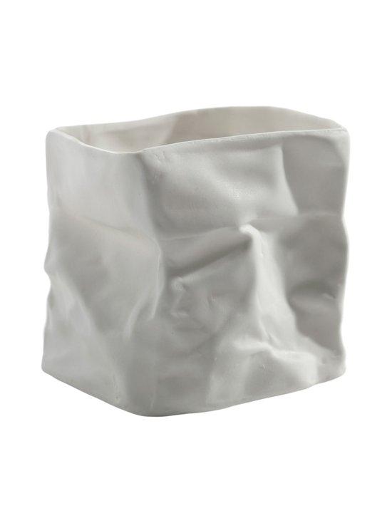 Serax - Paperbag Kiki Small -maljakko - VALKOINEN   Stockmann - photo 1