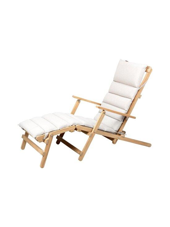 Carl Hansen&Son - Deck Chair with Footrest -lepotuoli - TEAK | Stockmann - photo 1