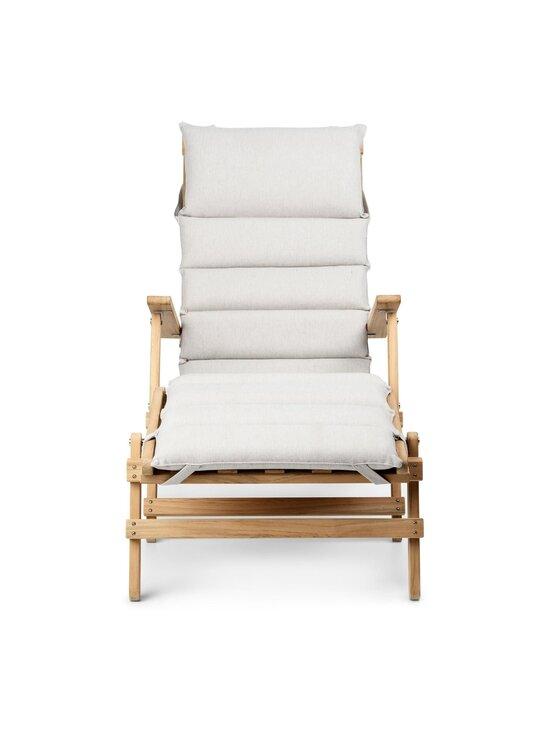 Carl Hansen&Son - Deck Chair with Footrest -lepotuoli - TEAK | Stockmann - photo 2