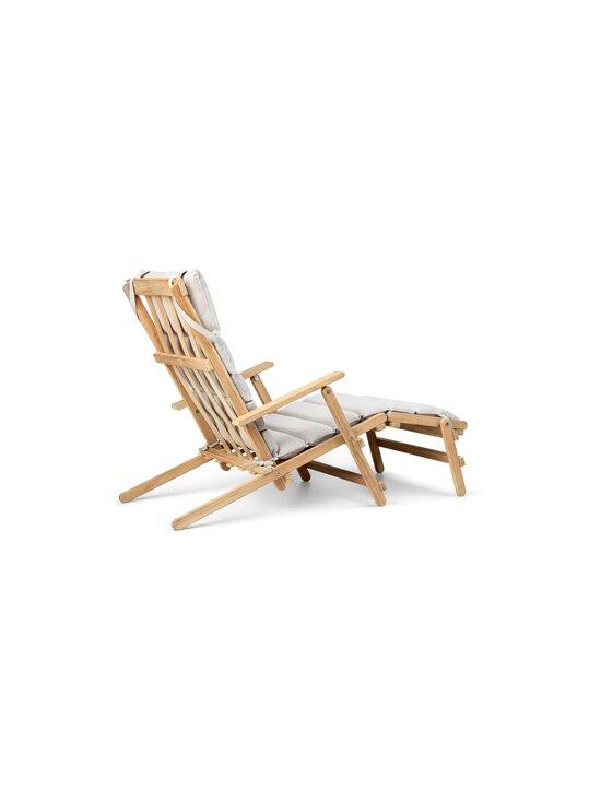 Carl Hansen&Son - Deck Chair with Footrest -lepotuoli - TEAK | Stockmann - photo 3