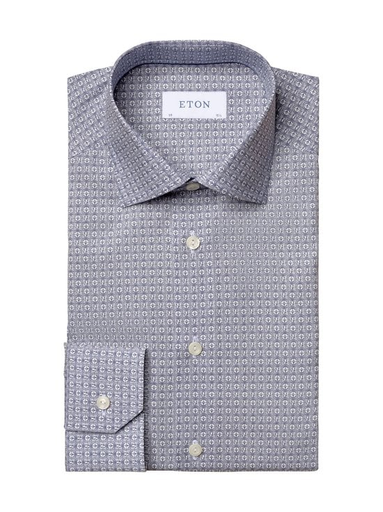 Eton - Contemporary Fit -kauluspaita - 29 NAVY | Stockmann - photo 1