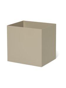 Ferm Living - Plant Box Pot -laatikko - CASHMERE | Stockmann