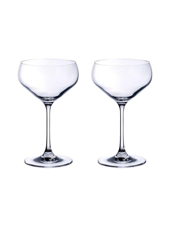 Villeroy & Boch - Purismo Bar -samppanjalasi 2 kpl - CRYSTAL | Stockmann - photo 1