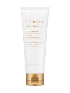 Missha - Super Aqua Cell Renew Snail Cleansing Foam -puhdistusvaahto 100 ml | Stockmann