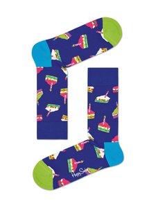 Happy Socks - Birthday Cake -sukat - 6300 BLUE | Stockmann
