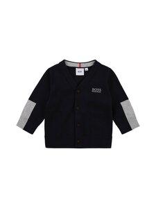 Hugo Boss Kidswear - KNITTED CARDIGAN -neuletakki - 849 NAVY | Stockmann