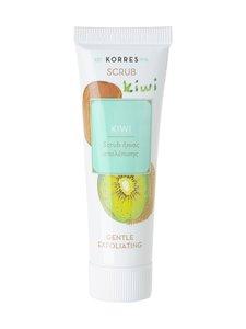 Korres - Kiwi Gentle Exfoliating Scrub -kasvokuorinta 18 ml | Stockmann