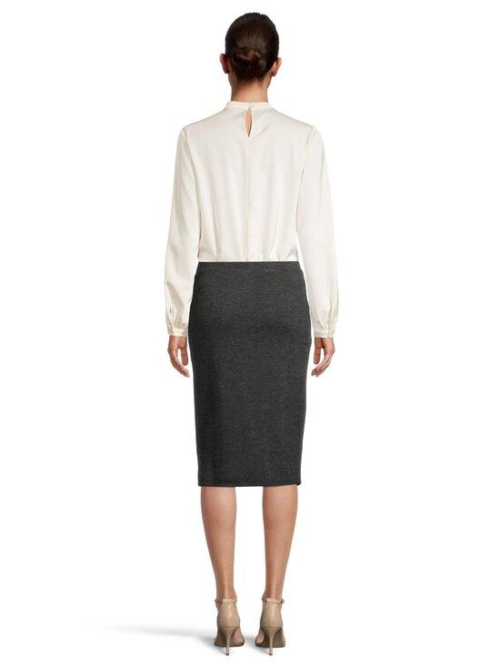 Vila - ViMany Pencil Skirt -hame - DARK GREY MELANGE | Stockmann - photo 3