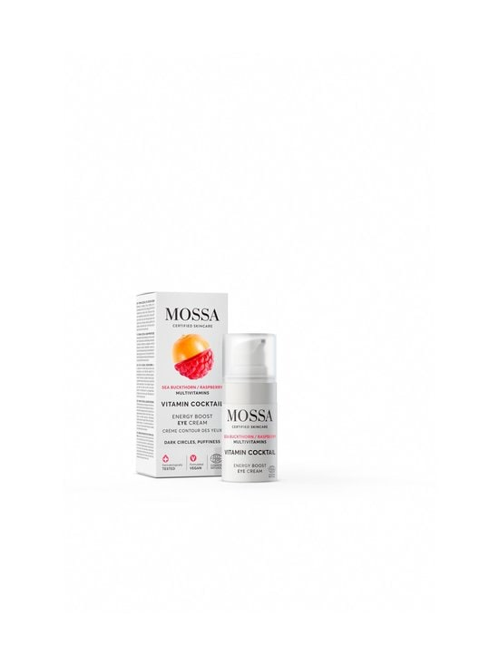 Mossa - Vitamin Cocktail Energizing Eye Cream -silmänympärysvoide 15 ml - NOCOL | Stockmann - photo 1