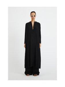 Rodebjer - Art Shirt Dress -mekko - BLACK | Stockmann