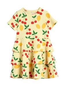 Mini Rodini - Cherry Lemonade -mekko - YELLOW | Stockmann