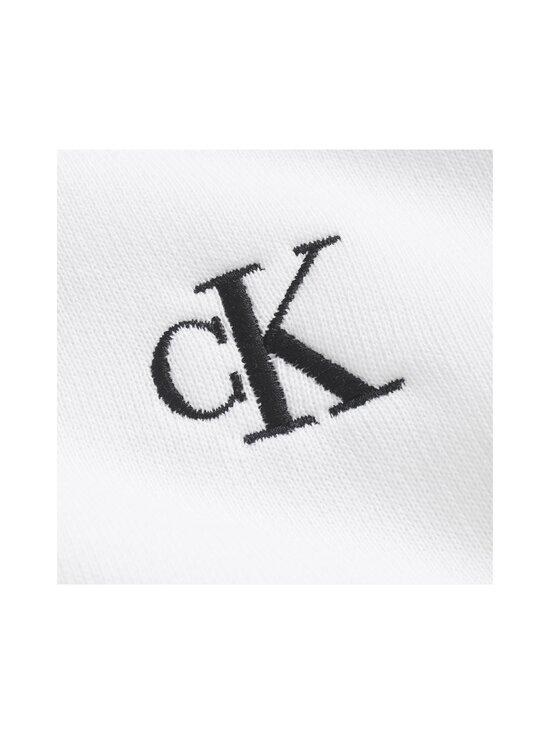 Calvin Klein Jeans - Essential Regular Hoodie -huppari - YAF BRIGHT WHITE | Stockmann - photo 3