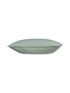 Vandyck - Washed Cotton -tyynyliina 50 x 60 cm - SMOKE GREEN | Stockmann