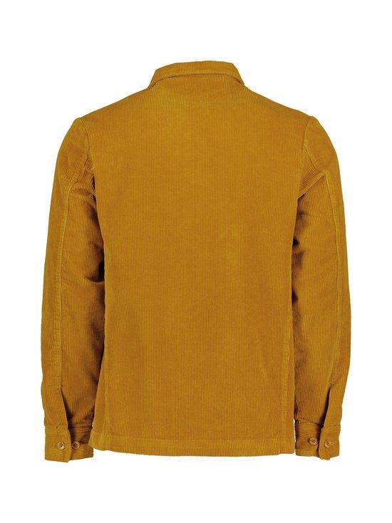 Knowledge Cotton Apparel - 8 Wales Corduroy Overshirt -vakosamettipaita - 1311 BUCKHORN BROWN | Stockmann - photo 2