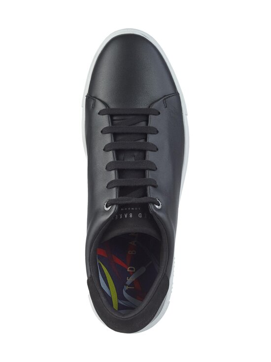 Ted Baker London - Darall Colour Sole Cupsole -nahkasneakerit - 00 BLACK | Stockmann - photo 2