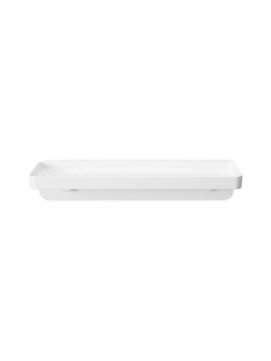 Umbra - Flex Surelock Bath Shelf -kylpyhuonehylly - WHITE   Stockmann - photo 1