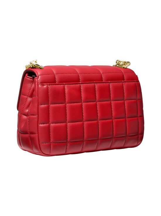 Michael Michael Kors - Soho Large Quilted Leather Shoulder Bag -nahkalaukku - 683 BRIGHT RED | Stockmann - photo 2