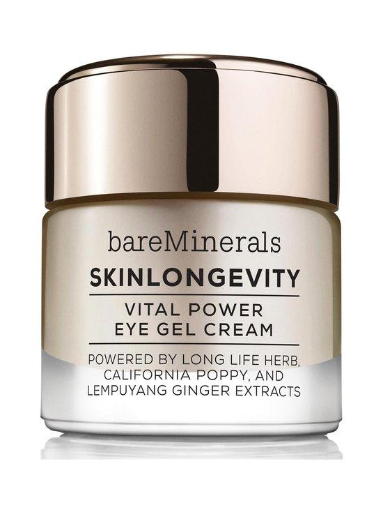 Bare Minerals - Skinlongevity Eye Cream Gel -silmänympärysgeeli 15 ml - null | Stockmann - photo 1