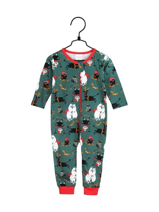 Vaarallinen talvi -pyjama