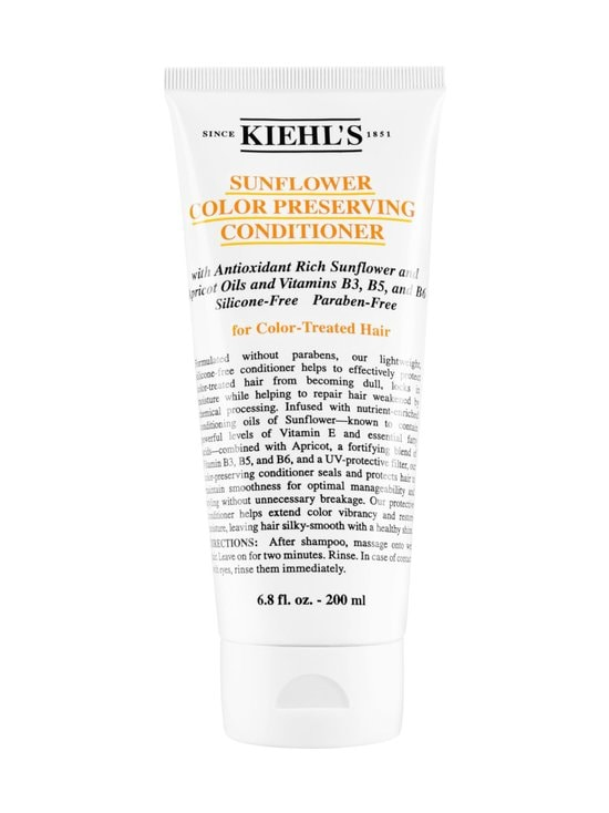 Kiehl's - Color Preserving Conditioner Sunflower -hoitoaine 200 ml - null | Stockmann - photo 1