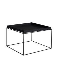 HAY - Tray-pöytä 60 x 60 x 35 cm - MUSTA | Stockmann