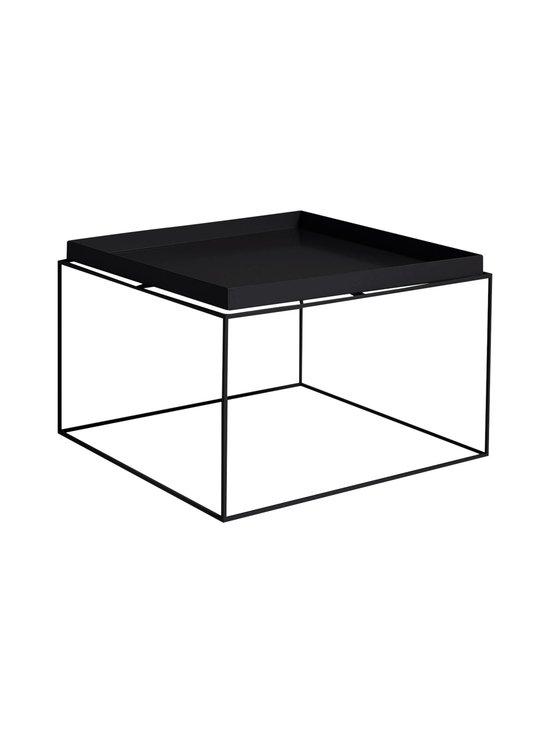 HAY - Tray-pöytä 60 x 60 x 35 cm - MUSTA | Stockmann - photo 1