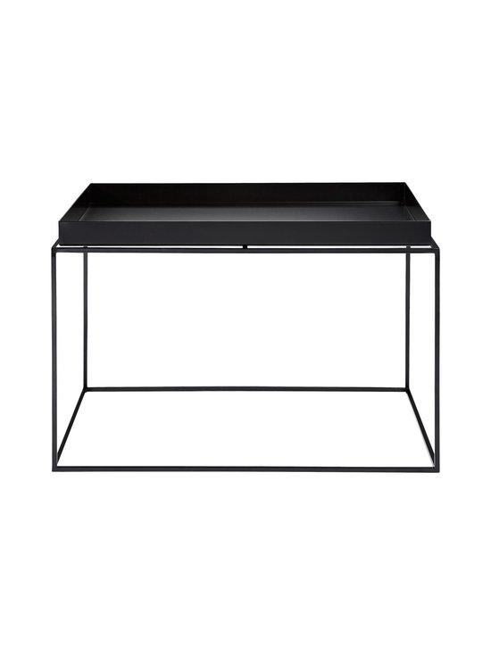 HAY - Tray-pöytä 60 x 60 x 35 cm - MUSTA | Stockmann - photo 2