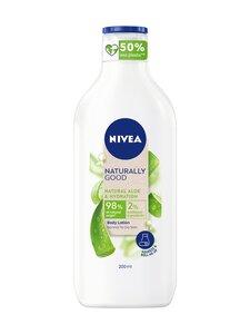 NIVEA - Naturally Good Aloe Vera Body Lotion -kosteusvoide | Stockmann