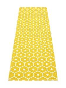Pappelina - Honey-muovimatto 70 x 225 cm - MUSTARD (KELTAINEN)   Stockmann
