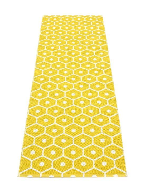 Pappelina - Honey-muovimatto 70 x 225 cm - MUSTARD (KELTAINEN)   Stockmann - photo 1