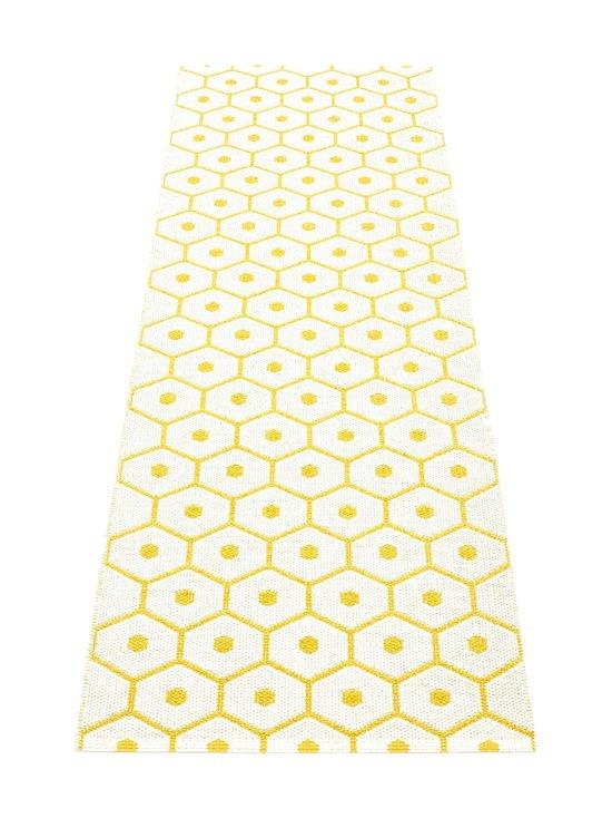 Pappelina - Honey-muovimatto 70 x 225 cm - MUSTARD (KELTAINEN)   Stockmann - photo 2