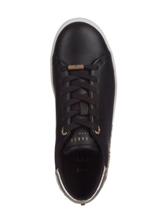 Ted Baker London - Tiriey Deco Printed Sole -nahkasneakerit - BLACK   Stockmann - photo 2