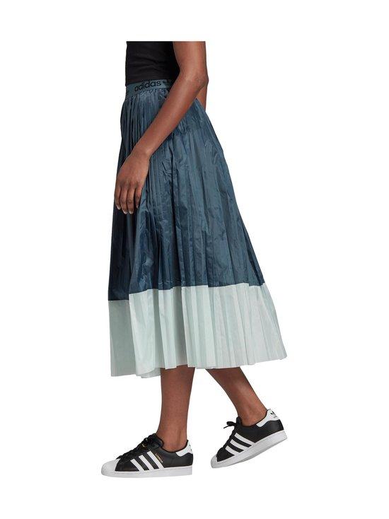 adidas Originals - Pleated Skirt -hame - LEGACY BLUE | Stockmann - photo 4