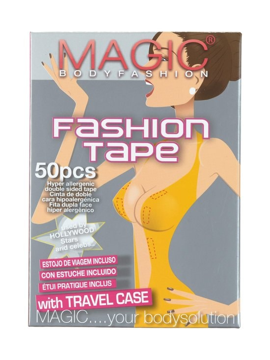 Magic - Fashion Tape -asusteteippi - CLEAR | Stockmann - photo 1