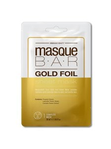 Masque Bar - Gold Foil Sheet Mask -kasvonaamio - null | Stockmann