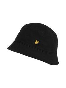 Lyle & Scott - Bucket Hat -hattu - 572 TRUE BLACK | Stockmann