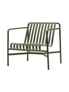 HAY - Palissade Lounge Chair Low -lepotuoli 73 x 81 cm - OLIVE (OLIIVINVIHREÄ) | Stockmann