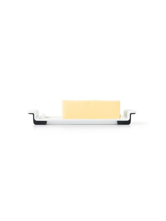 Wide Butter Dish -voiastia 20 x 9 x 6 cm