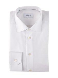 Eton - Contemporary Fit -kauluspaita - 01 WHITE | Stockmann