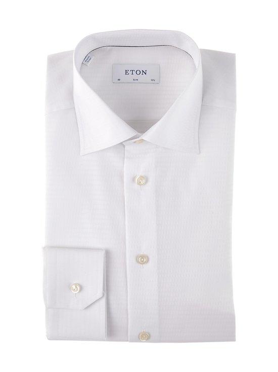 Eton - Contemporary Fit -kauluspaita - 01 WHITE   Stockmann - photo 1